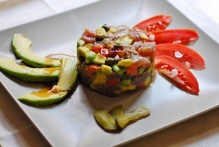 7 formas nuevas de cocinar el BONITO en la terraza de Deluz