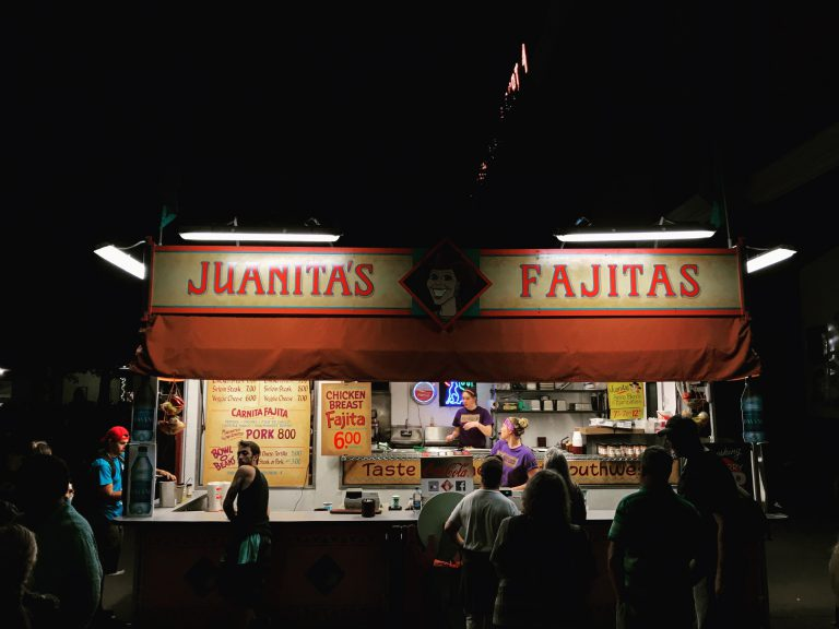 19 diciembre 2018 – Street Food Sudamérica