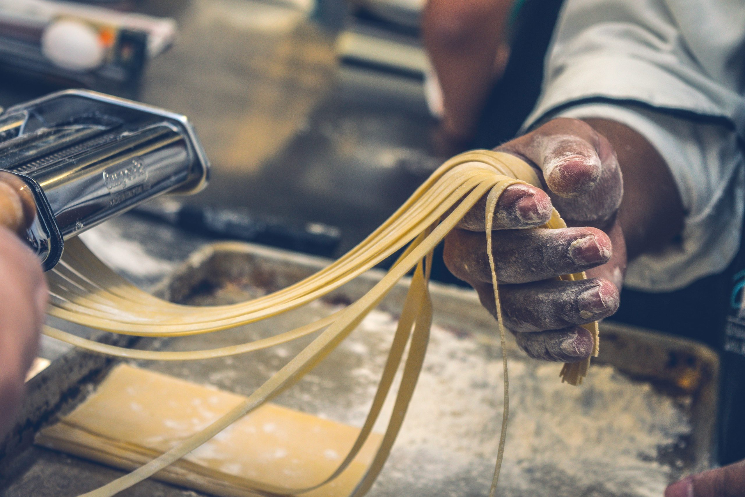 9 enero 2019 – Pastas italianas y sus salsas