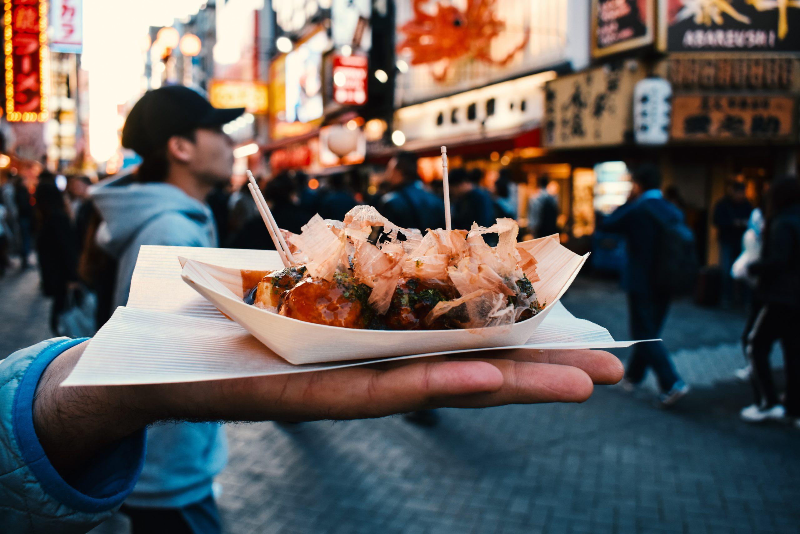 27 febrero 2019 – Street food around the world