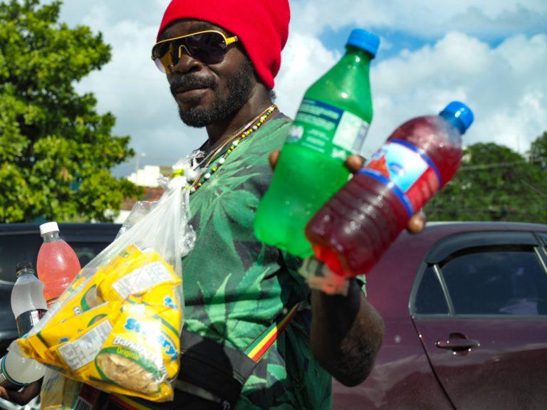 11 de marzo – Jamaica. Caribean food